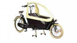 Biporteur Amsterdamer, pour transporter jusqu'à 4 enfants