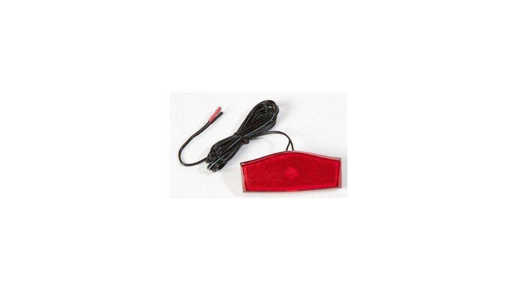 Feu arrière avec condensateur sur dynamo ou batterie