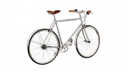 vélo de ville sportif léger cadre acier Topaz - avec options - cliquez sur Configurer pour plus d'informations