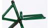 Porte-bagage pick-up 15 Kg vert nacré (Ral 6035)
