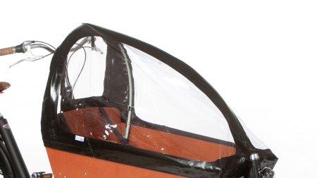 Protection pluie standard pour biporteur Bakfiets.nl