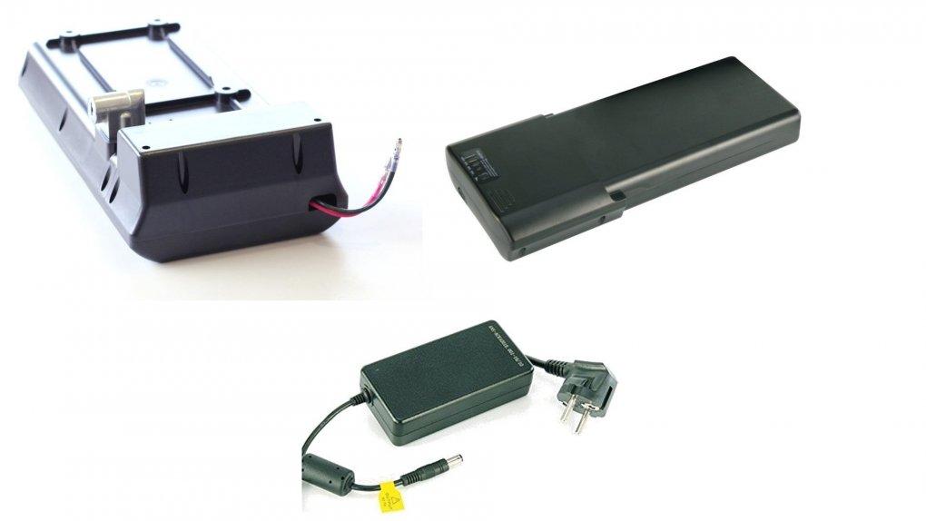Pack batterie PB 320 Wh, coque et chargeur