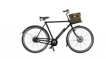 Vélo électrique Amsterdamer Street High moteur pédalier avec options