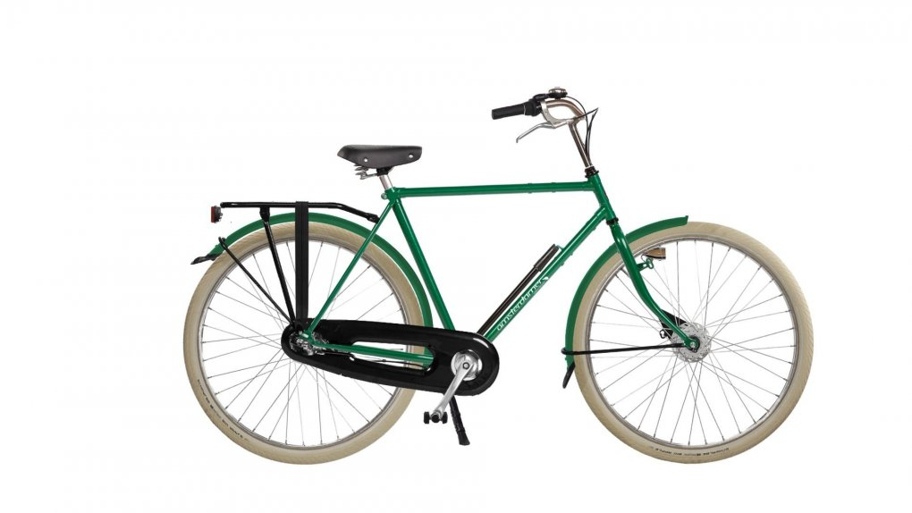 Configurateur du vélo hollandais Opa Big Apple