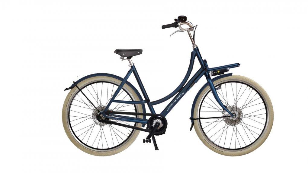 Configurateur vélo électrique Double Dutch Low Premium moteur pédalier