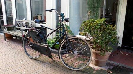 Vélo hollandais Amsterdamer Cross High à Amsterdam