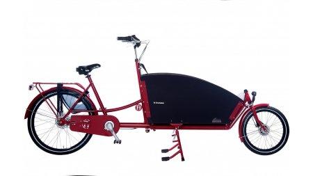 Biporteur Bakfiets original d'Amsterdam