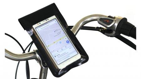 Support étanche de Smartphone pour vélo ( grande taille)
