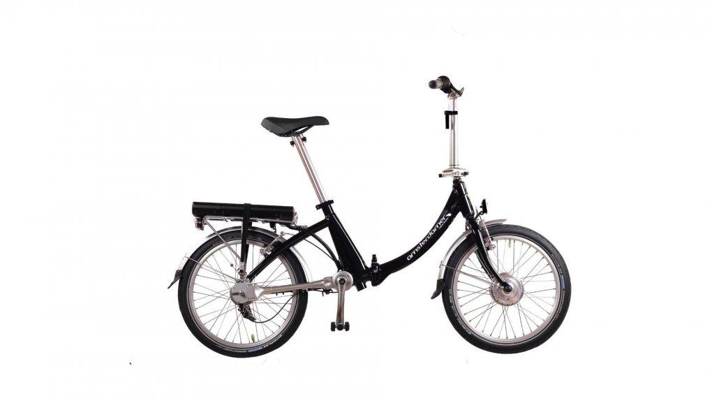 Kit assistance électrique pour vélo pliant à cardan