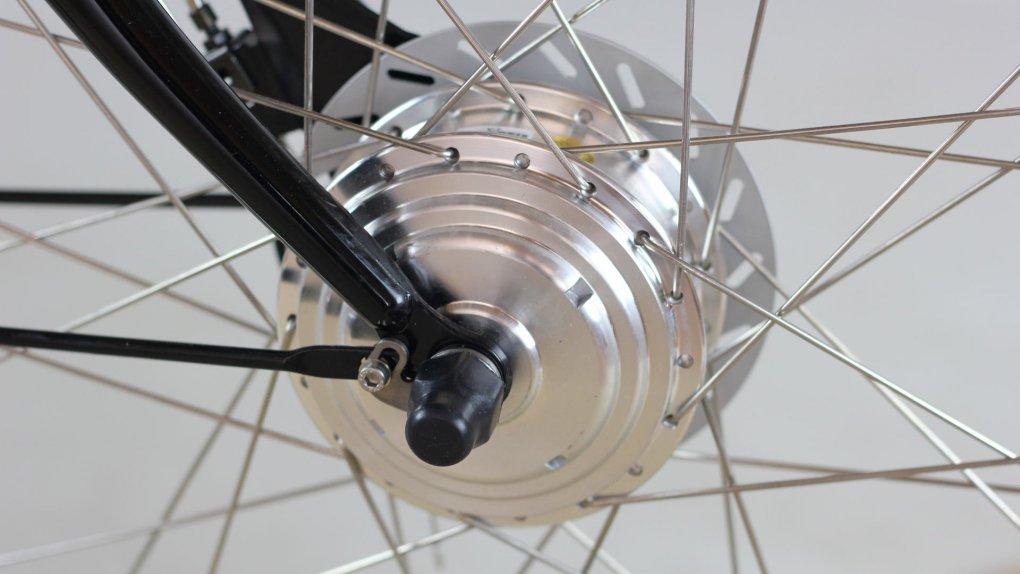 Moteur pour vélo à assistance électrique 36 volts 190 rpm compatible frein roller