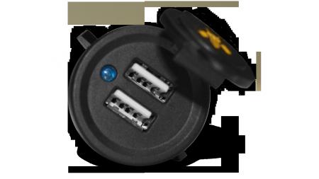 Prises de recharge USB pour Smartphone pour VAE