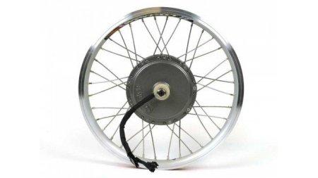 Roue 16 pouces avec moteur électrique 36V 190 rpm 50 Nm