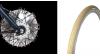 Pneus Delta Cruiser crème, frein(s) 30% plus puissant (option montée)
