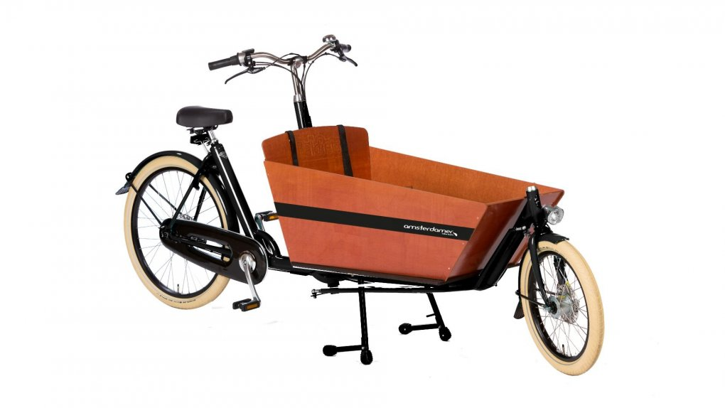 Configurateur Biporteur long Bakfiets.nl Big Apple