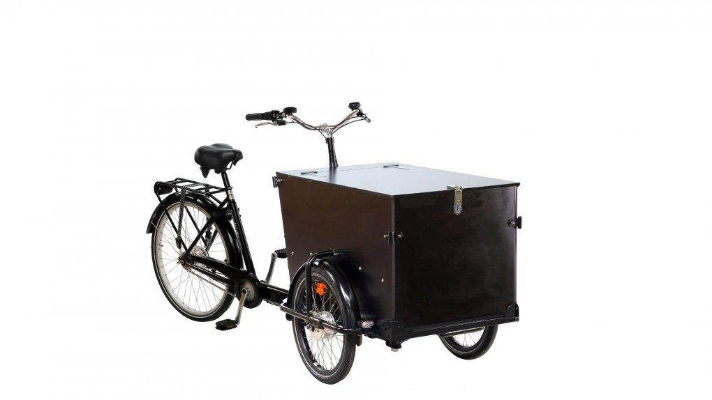 Configurateur triporteur bimoteur Amsterdamer Pro
