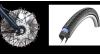 Pneus anti-crevaison MP, frein 30% plus puissant