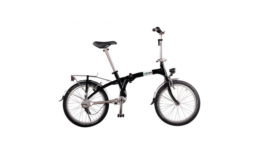 Configurateur du vélo pliant à cardan Compact High