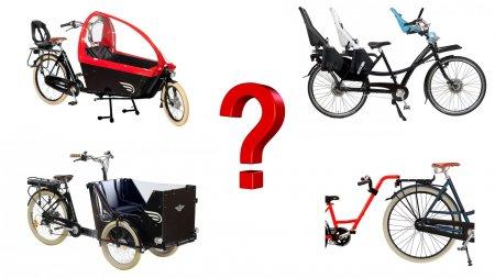 Biporteurs, triporteurs ou vélos porteurs ?