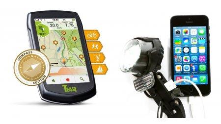 GPS vélo cyclotourisme randonnée