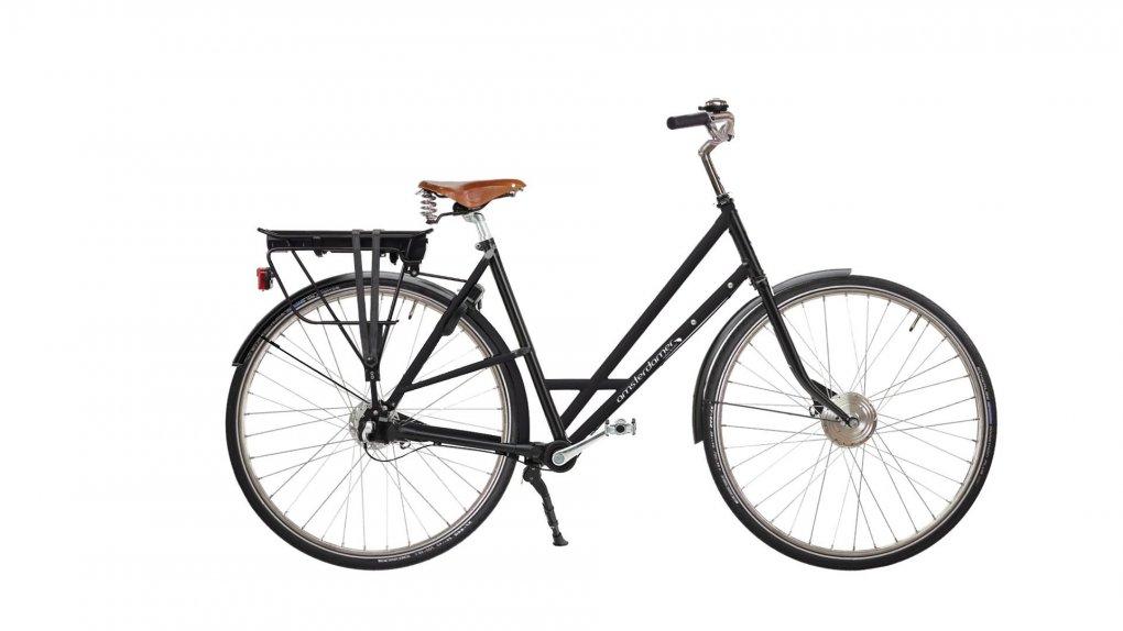 Configurateur vélo à cardan électrique Vintage mixte