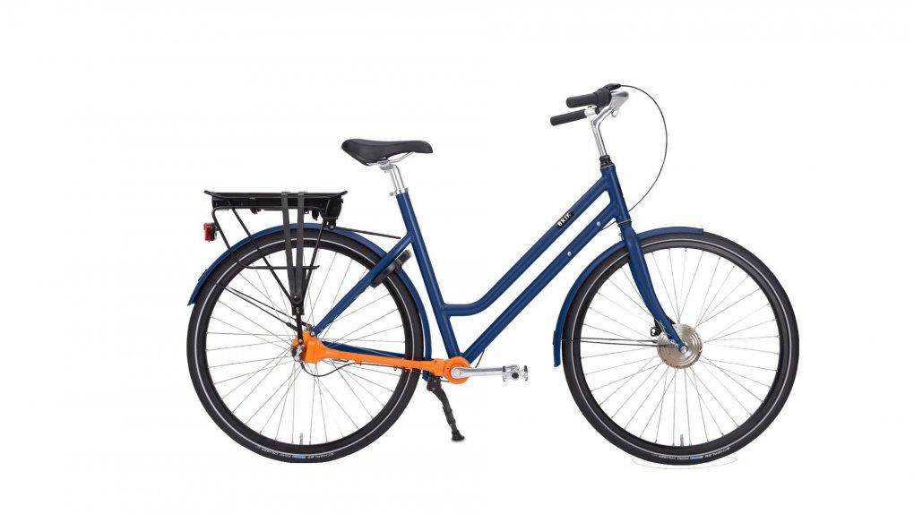 Configurateur du vélo électrique à cardan Alu mixte