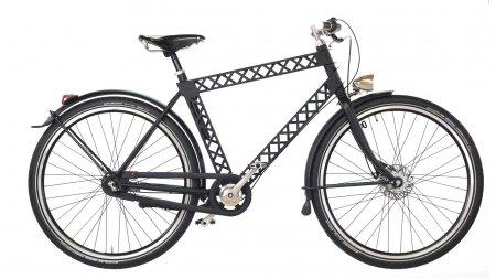Vélo Amsterdamer Eiffel