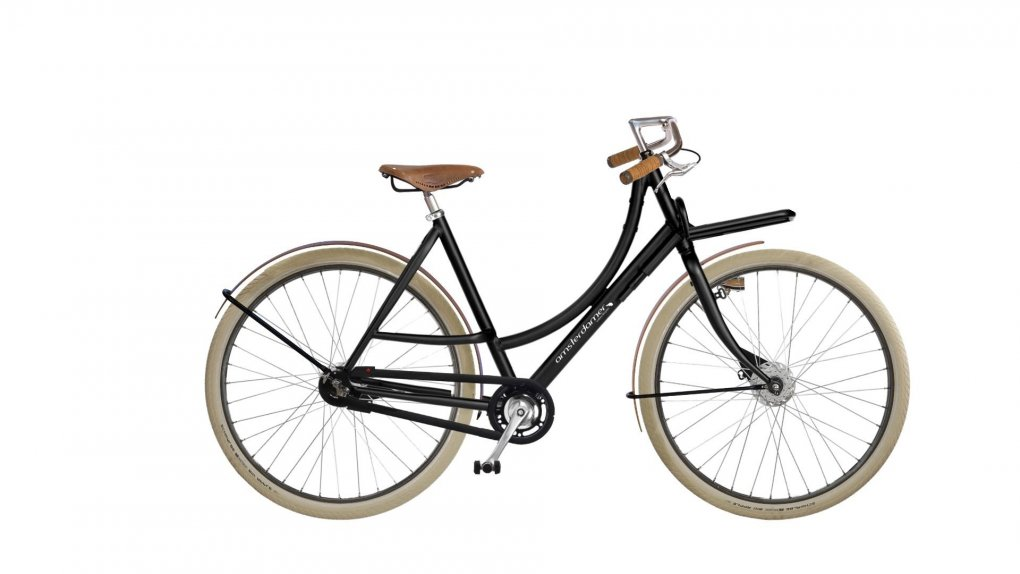Configurateur du vélo hollandais Double Dutch Low 1903
