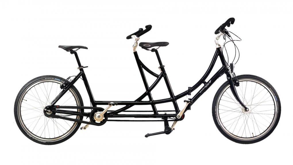 Configurateur du tandem pliant Cyclosportif Amsterdam Air