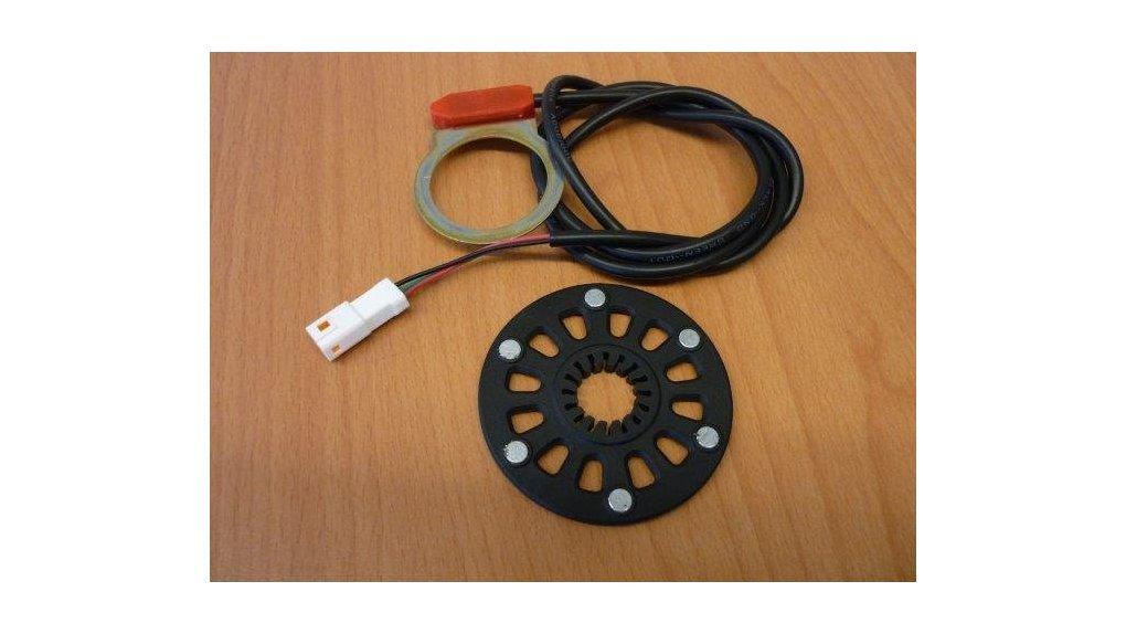 Capteur de pédalage assistance Static avec disque à 6 aimants l. 90 cm
