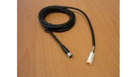Câble console assistance Static longueur 3250 cm (tandem)