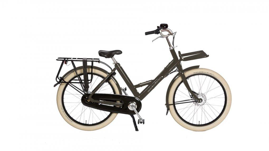 Configurateur du vélo Sherpa