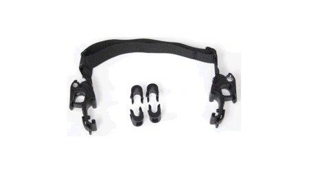 Crochets QL2 pour sacoche Ortlieb roller avec poignée de déverrouillage