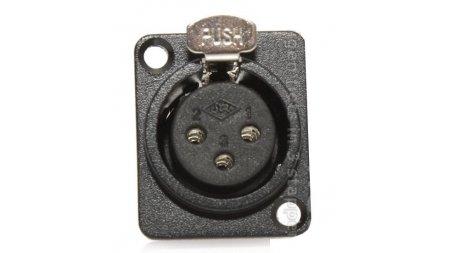 Prise chargeur XLR ( femelle - côté batterie )