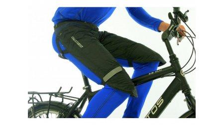 Protection du cycliste, sur-pantalon Rainlegs noir
