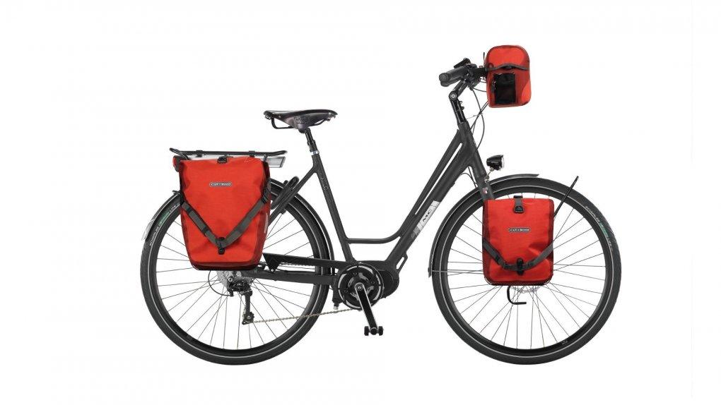 """Vélo électrique MC Xelo-EF avec options. Pour plus d'informations, cliquez sur """"Configurer"""""""