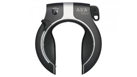 Antivol Axa Art ** sur roue avant avec extension câble 180 cm ( pour vélo avec frein V-Brake)
