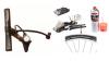 Pompe,16 outils, huile de chaîne, chambre à air droite 26 pouces (l. 50 à 55 mm)