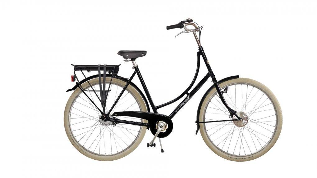 Configurateur vélo électrique Oma Classic, batterie arrière