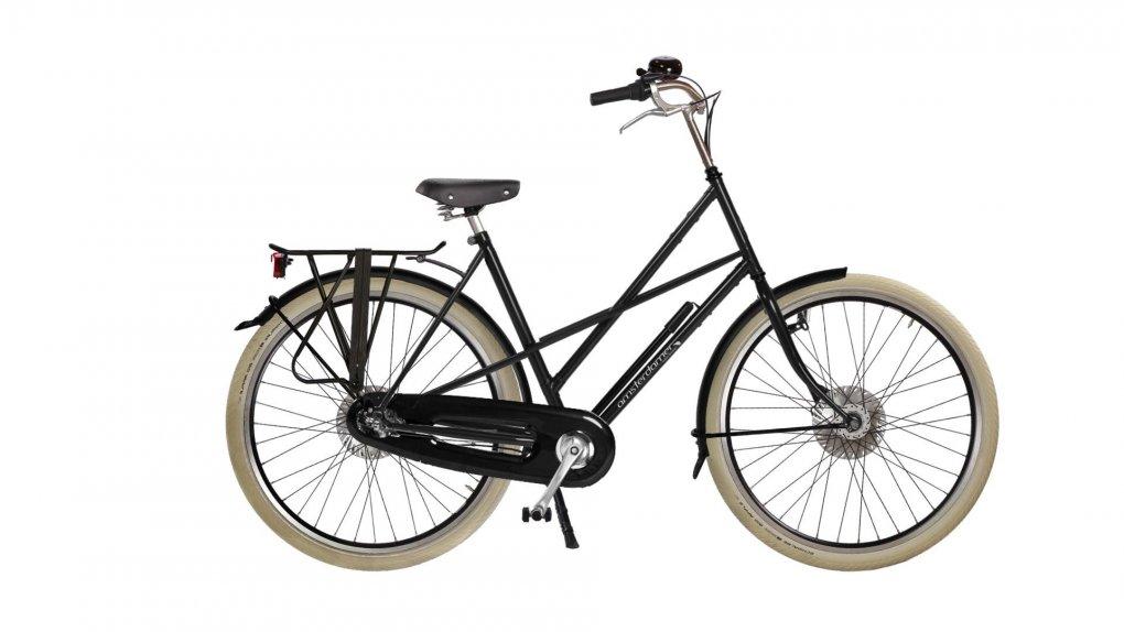 Configurateur du vélo hollandais Cross Low Premium