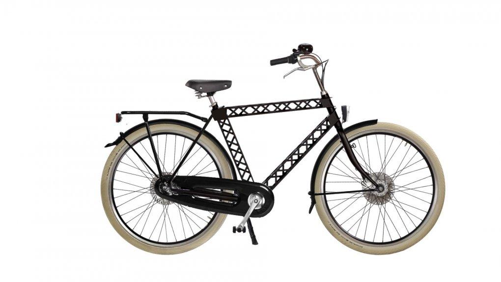 Configurateur du vélo hollandais FL Premium