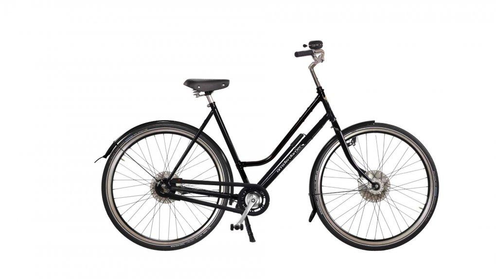 Configurateur du vélo Amsterdamer Street Low Epure