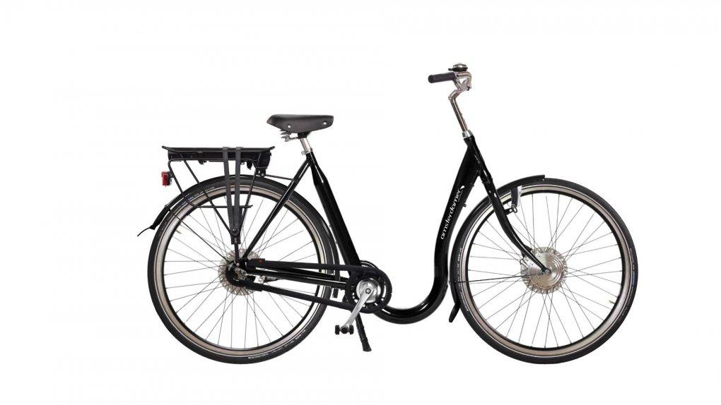 Configurateur du vélo électrique City Must Premium