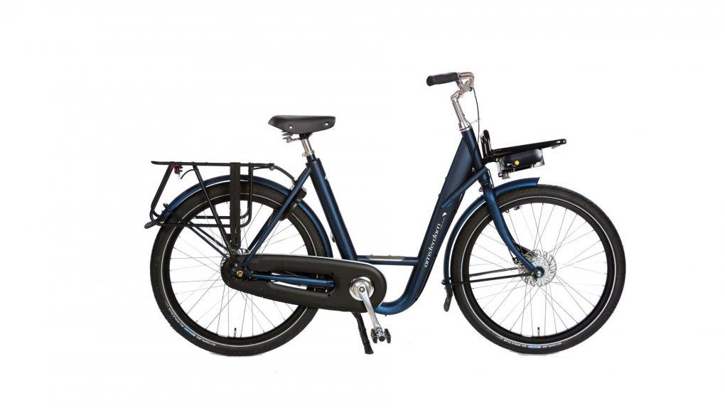 Configurateur vélo électrique Docker (batterie avant)