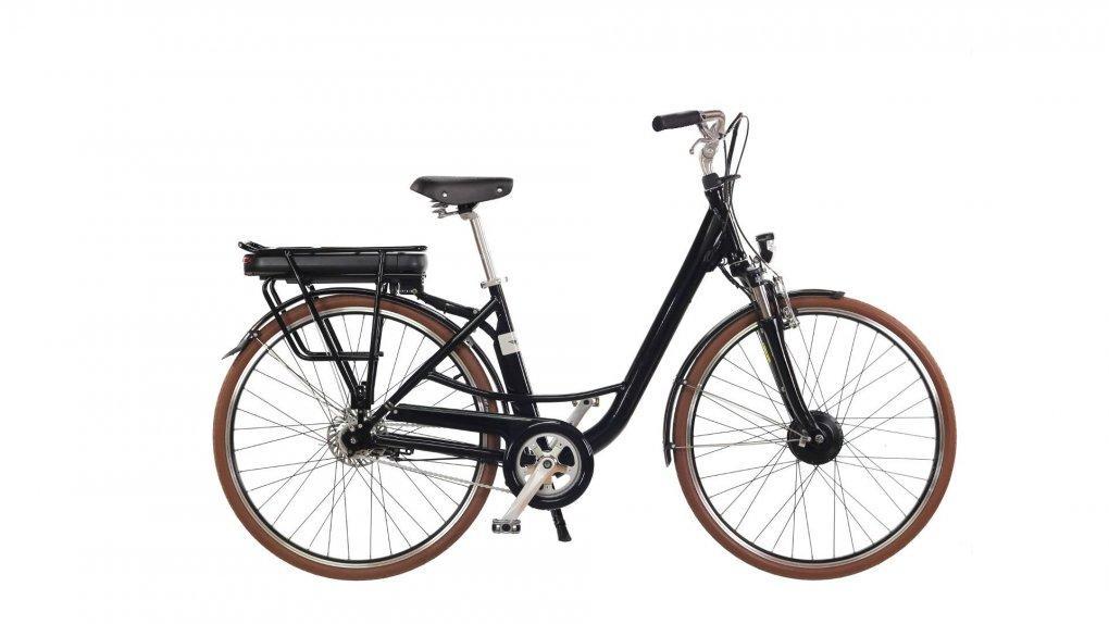 Configurateur du vélo électrique Air avec suspension et boite Nexus 7