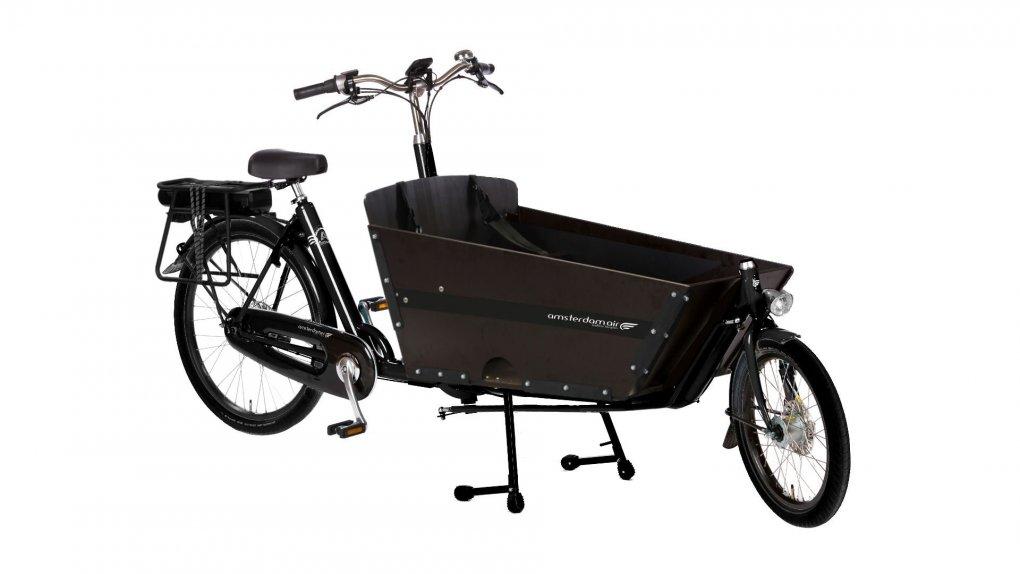 Configurateur Biporteur électrique Amsterdam Air Premium