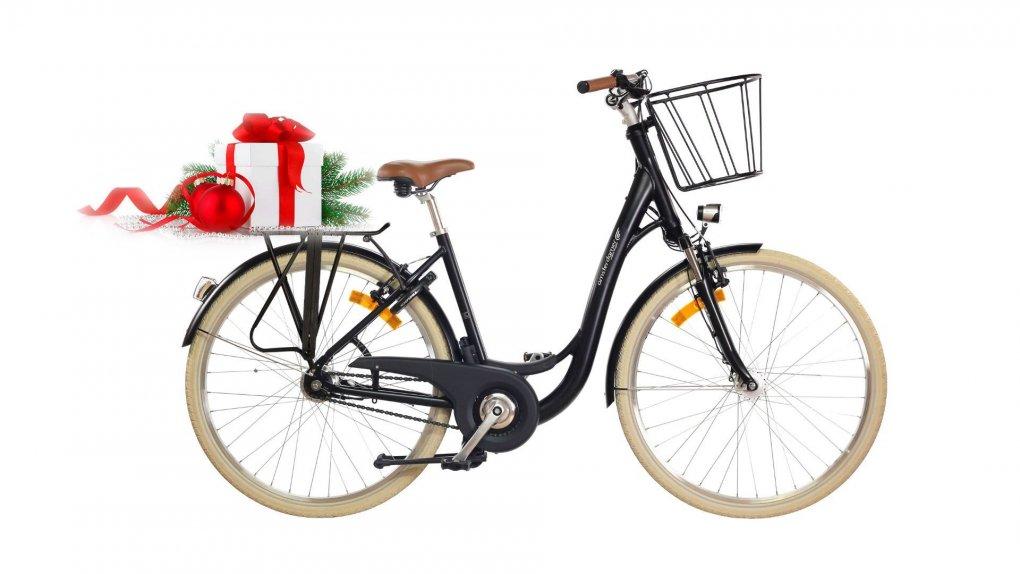 """Vélo Amsterdam Air De Zwarte Fiets avec différentes options - cliquez sur """"Configurer"""" pour plus d'informations"""