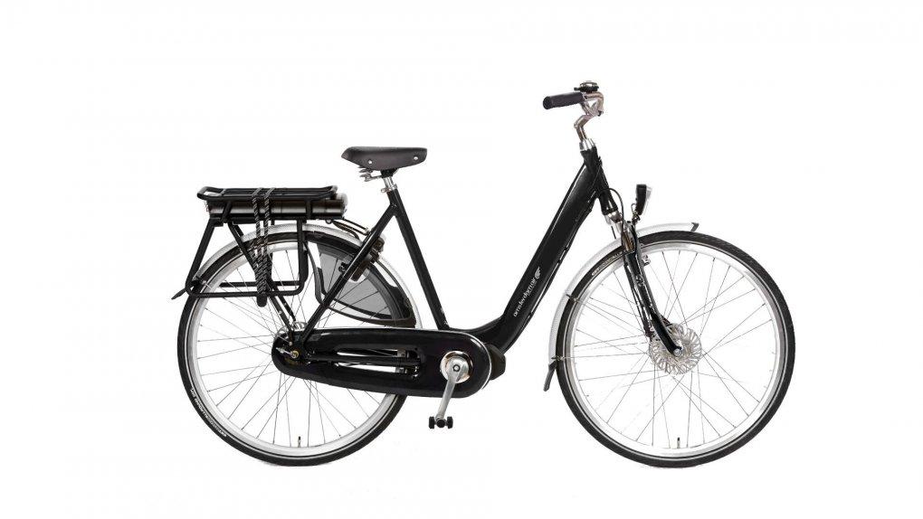 Configurateur du vélo hollandais Stad avec moteur pédalier Shimano Steps