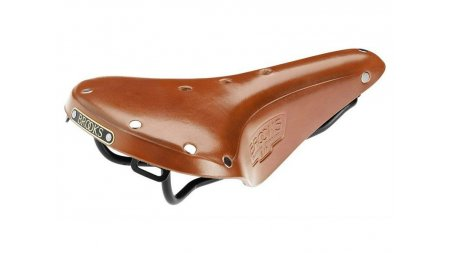 Selle Brooks B17 miel,cyclotourisme