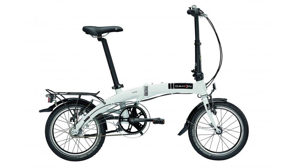 Vélo pliant Dahon Curve i3 avec roues de 16 pouces et potence réglable