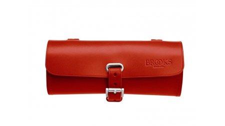 Sacoche de selle Brooks Challenge pour les outils, rouge carmin